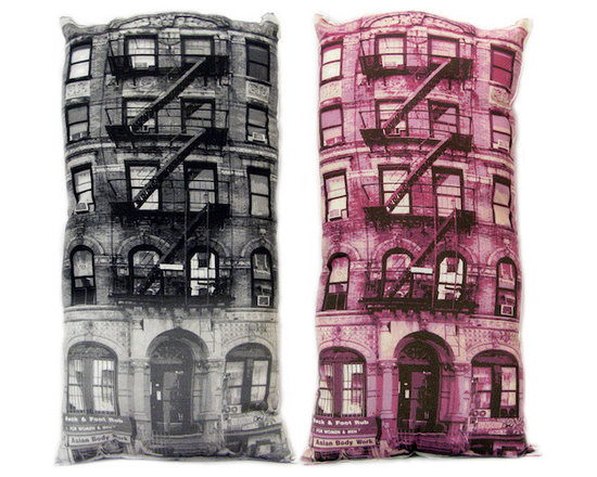 PG Brick Pillow -