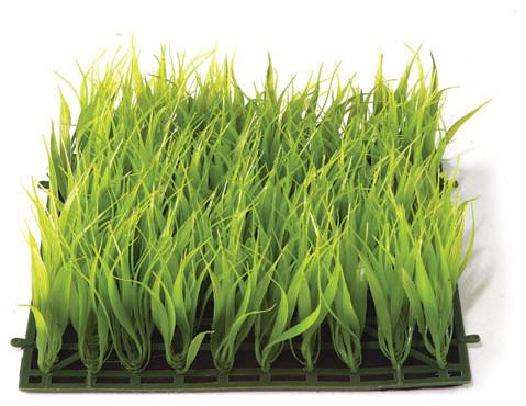 Plastic Grass Mats eclectic-rugs