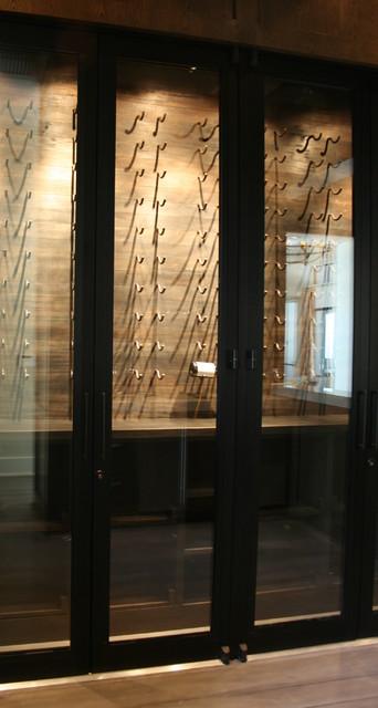 Friar Tuck contemporary-wine-cellar