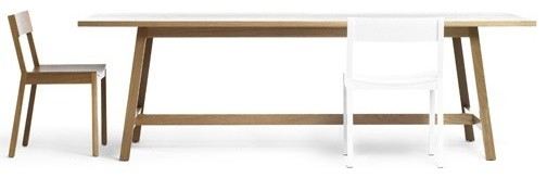 Resident | Hawk Dining Table modern-dining-tables