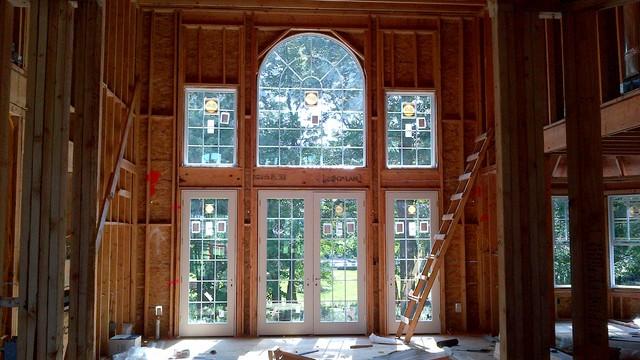 Pella Specialty window modern-windows