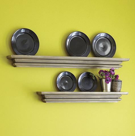 Crown Ledge traditional-wall-shelves
