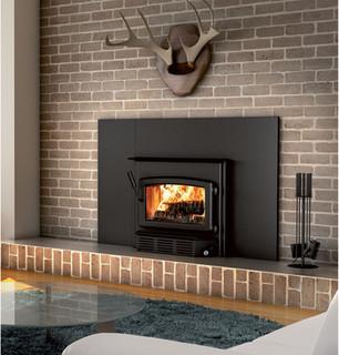 Century Heating High Efficiency Fireplace Wood Insert