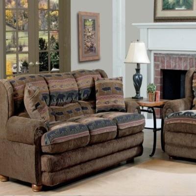 Chelsea Home Bear Sofa Set modern-sofas