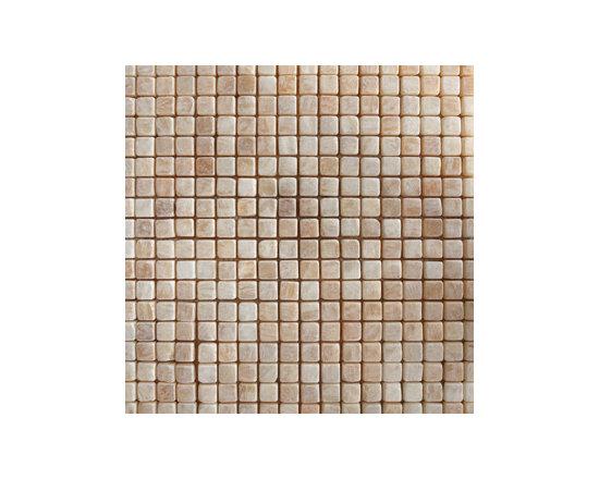 Honey Onyx Tumbled Natural Stone Mosaic -