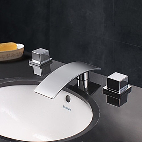Bathroom faucets modern bathroom faucets and for Modern bathroom fixtures