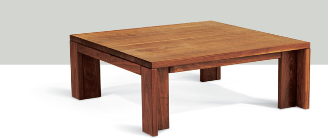 Insight Square Coffee Table contemporary-coffee-tables