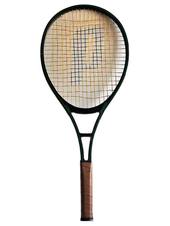 Large Prince Advertising Prop Tennis Racket -
