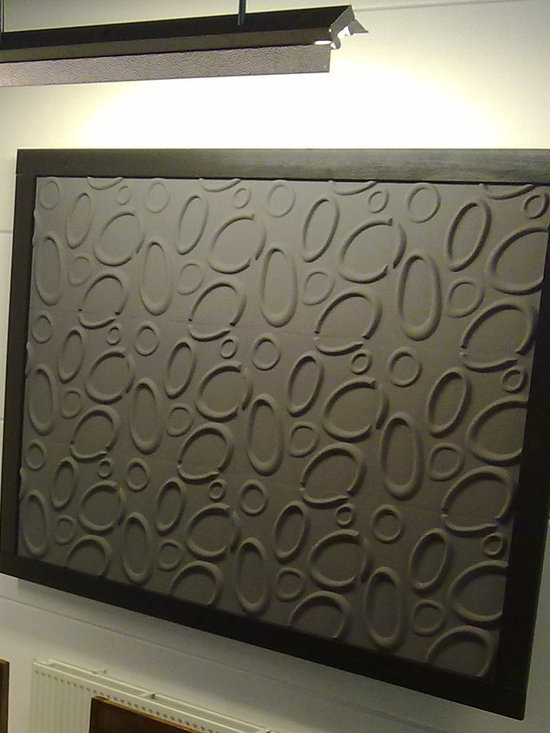Textured wall coverings -