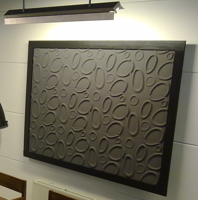 Textured wall coverings modern-frames