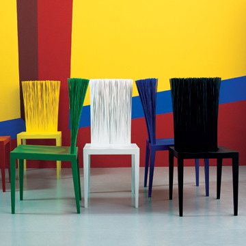 Edra Jenette Dining Chair modern-armchairs