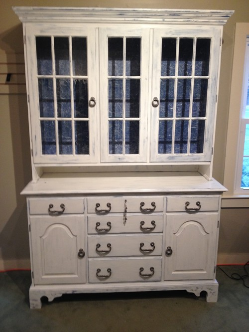 Standard Cherry China Cabinet to Beach Fun