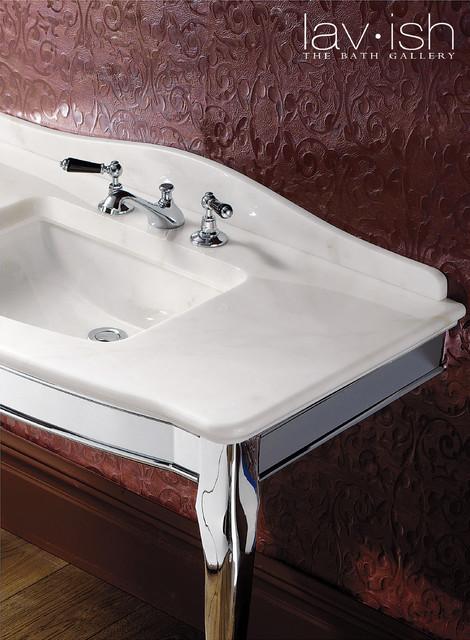 Vanities, Washstands, Pedestals... contemporary-bathroom-vanities-and-sink-consoles