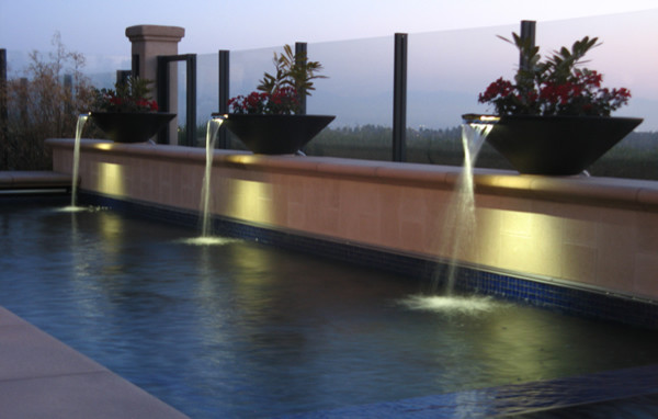 """Grand Effects 31"""" Essex Water Plantier mediterranean-hot-tub-and-pool-supplies"""