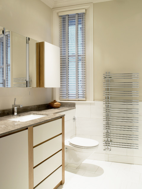 Wynnstay Gardens contemporary-bathroom