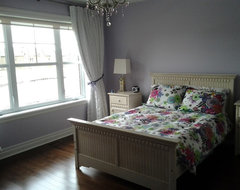 House decor/ transitional style transitional-bedroom