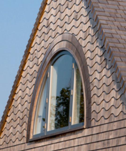 Burnett Roof contemporary-exterior