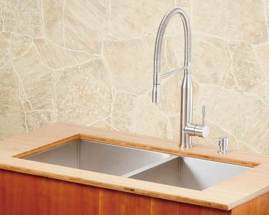 Lenova's Seven Elements of Sinks -