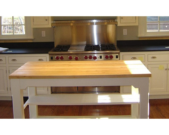 Maple Kitchen island Countertop.jpg - http://www.glumber.com/