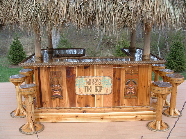 Royersford Pa 8x8 Tiki Bar Beach Style Philadelphia
