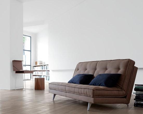 Nomade - Ligne Roset - Nomade-Express sofa.