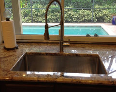 Kitchen Sinks Stainless Steel Shines For Affordability
