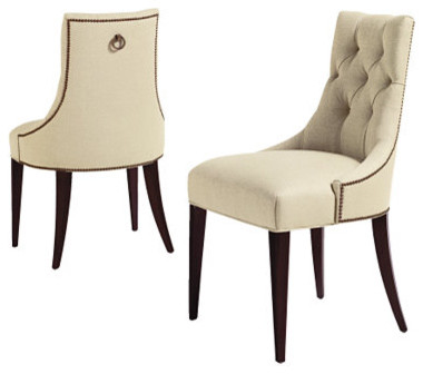 Thomas Pheasant Dining Chair traditional dining chairs and benches