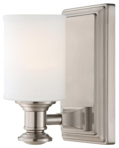 Minka Lavery ML 5171 2 Light Bathroom Vanity Light from the Harbour Point Collec transitional-bathroom-vanity-lighting