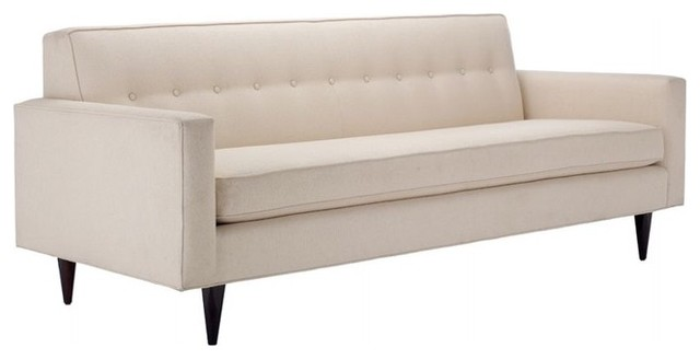 "Bantam Sofa - 86"", Alabaster.Honey - Design Within Reach - modern"