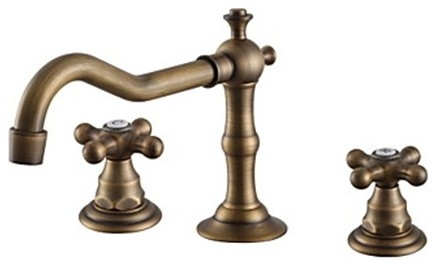 Antique Faucets traditional-bathroom-faucets-and-showerheads