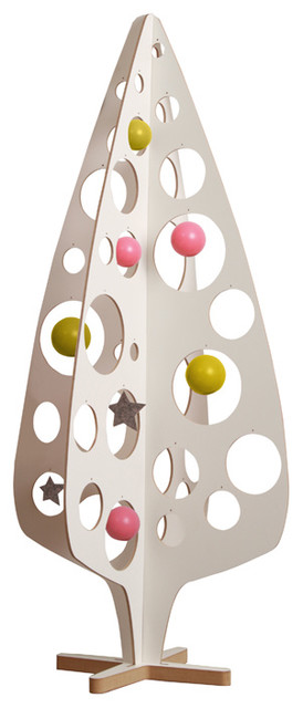 Contemporary Christmas Decorations by Hard to Find