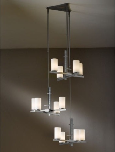 Hubbardton Forge Quick Connect Sloped Ceiling Canopy Modern Pendant Lig