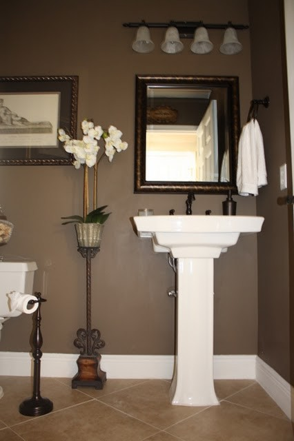 Powder bath for Paint colors for powder rooms