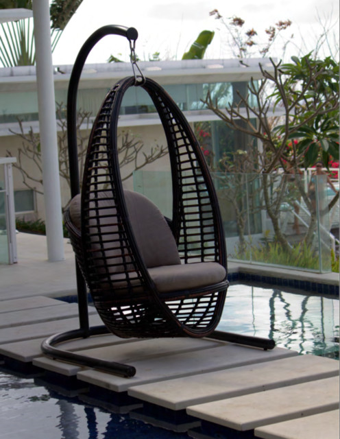 Heri Outdoor Hanging Chair From Skyline Design Contemporary Hammocks And