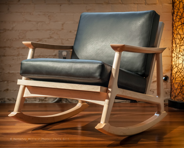 Furniture contemporary-rocking-chairs