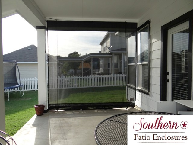 Residential Sun Shade Patio Enclosure