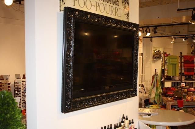 dallas tx contemporary furniture dallas by flatscreen framing