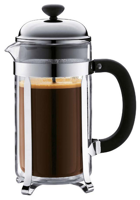 Bodum 34-Ounce Double-Wall Spare Glass French Press - Modern - French Presses - by Hudson s Bay