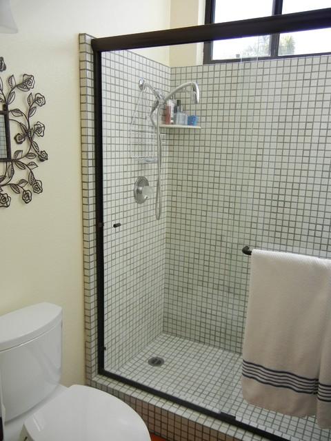 San Diego Condo remodel bathroom