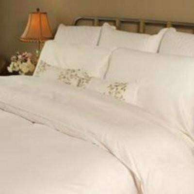 Bamboo Full Duvet Reversible Cover, White-White hardwood-flooring