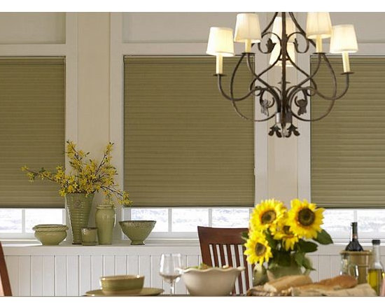 Cellular Blinds- Energy efficient Blinds - Cellular Blinds are known for their honeycomb shape and often refered to as honeycomb blinds or cellular shades. Their hexagon shape adds an extra layer of insulation to your window and can help lower your energy bills.