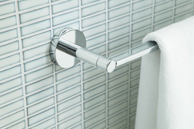 One Collection Modern Towel Bars And Hooks Milwaukee