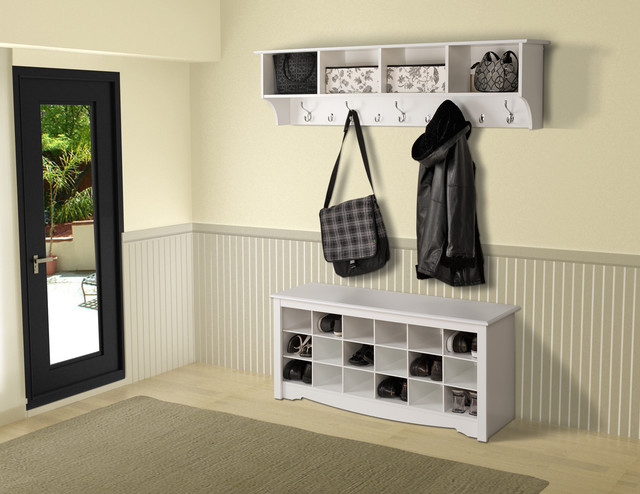 Entryway Storage Furniture Contemporary Accent And