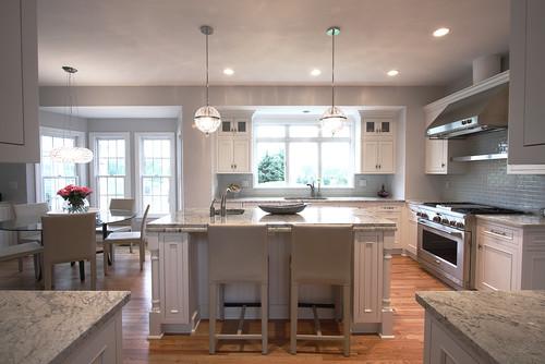 Bianco Romano Granite Countertops Design Ideas