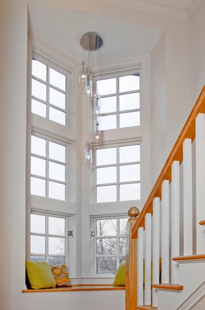 Modern Home contemporary-staircase