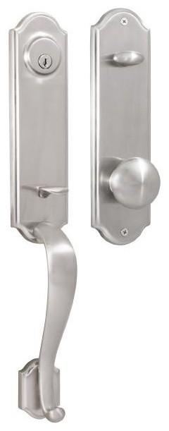 Weslock Door Handles traditional-door-hardware