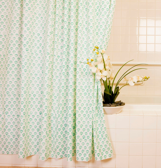 Shower Curtains Beach Tropical Bath Products Other Metro By Attiser