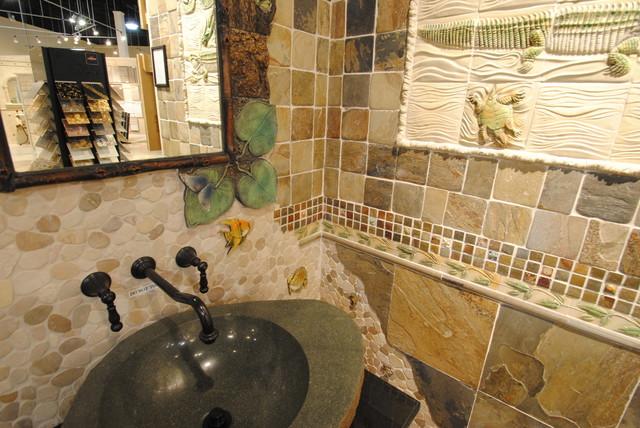 Bathroom Ideas tropical-bathroom