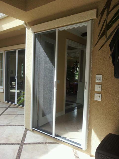 Mirage Retractable screen door - Screen Doors - other metro - by Mirage Retractable Screen System
