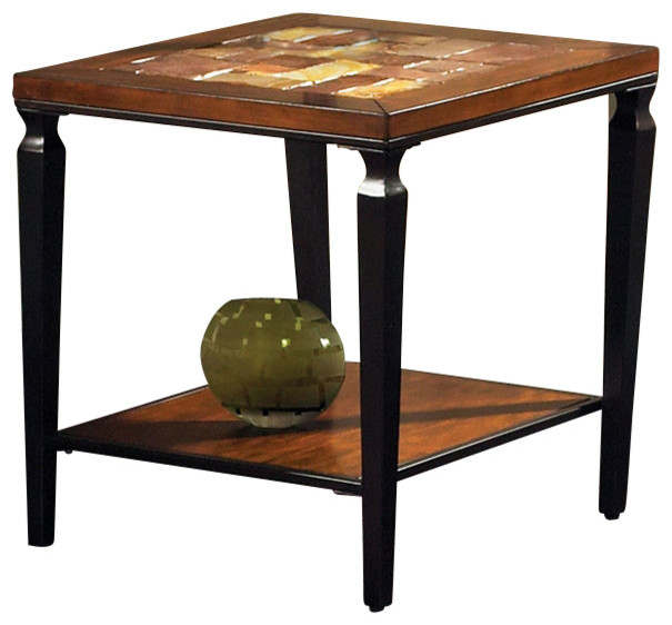 Steve Silver Feliz End Table traditional-side-tables-and-end-tables